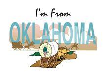Oklahoma, Ok! / by Kathy Chadwick