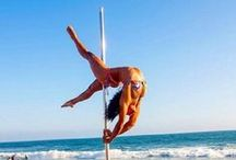 Fitness / Pole / by Brittany Long