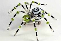 Beaded Spiders, Scorpions & Other Bugs / by Stacey Hartley
