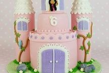 CAKE HOW TO: Architecture / cake tut themes... Homes, Rooms, Buildings... fantasy, and IRL / by Inspired By...