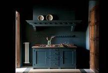 Pleasant Hill Kitchen / La vera cucina in stile Shaker --- The Real Shaker Kitchen