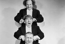 MEDIA: SLAP-HAPPY / Slapstick comedy, and similar types of humor / by Inspired by Many...