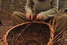 Weaving - Baskets / weaving / by Inspired By...