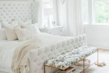 HOME DESIGN   romantic / Romantic Designs are known to be light and airy. Colors mainly include whites, creams and pastels. Shabby Chic and Cottage Style easily fit into this category.  Katerina Marie Photography. Art. Designs www.katerinamariepad.wix.com/official