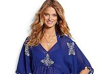 Resort wear, sundresses, coverups, and  lounge / Comfy summerwear