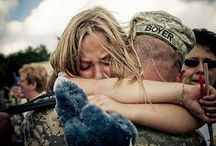 HOMECOMING PHOTOGRAPHY / Inspiration for photographing those special moments when one of our military members returns back to their loved ones. Contact me today if you would like photos of your special return with your loved one(s). katerinamariepad@outlook.com   www.katerinamariepad.com