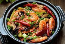 Vegetarian/Pescetarian Dishes
