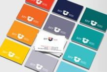 "Super Business Cards by MOO / Business cards should be a conversation starter  - super strong, super smooth, and super ""non-bendy"" –it's our Super Business Cards! Soft Touch - an ultra matte laminate perfect for classic designs or pastel colours, and is velvety smooth on the hand. High Gloss - eye-catchingly glossy, it's the best finish to make bold, bright designs and photography really 'pop' off the paper. / by MOO"
