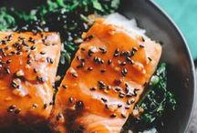 Alaska Salmon Recipes / Do you love wild salmon? We do too. Search here for succulent main dish recipes and entrees with wild salmon. Taste salmon for the first time when you eat Alaska salmon. If you would like to pin to this board, follow us & leave a comment on one of the pins letting us know what you love most about eating salmon.
