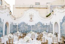 """WEDDING VENUES WORLD WIDE / We capture weddings in the Midwest as well as at destinations world wide. Our own wedding was a destination wedding! No matter where you are located or where you dream of saying """"I do,"""" we are compiling a board full of beautiful venues world wide."""
