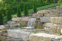 Water Features Pinboard / by Crickett Hutchinson