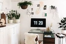Dream Office Space / I just want the most amazing office ever.  Is that too much to ask?!