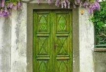 decorative doors / by Denise Alsup