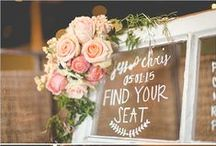 Shabby Chic Wedding / Blush, lace, and Burlap are the mainstays for the Shabby Chic Vintage Weddings and they make this theme extra romantic and charming!