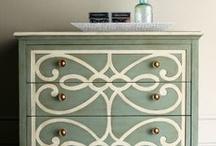 redo furniture / by Teri Casey