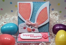 EASTER CARDS / by Kim Paquette
