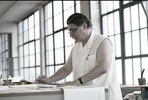 Hanspeter Winklmayr / A board about Via La Moda founder - Master Craftsman Hanspeter Winklmayr