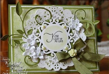 CARDS FROM PINTEREST / by Kim Paquette