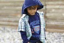 Pequeños a la moda / los pequeños también están a la moda!