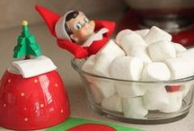 Everybody loves a little Elf on a Shelf