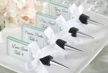 Wine Wedding Favors / A collection of our wine themed favors for the Wine Sommelier in all of us!