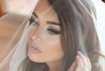Bridal Beauty / Inspiration to look your best on your big day!