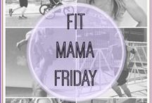 Fit Mama Friday / Every Friday on my blog, I feature a Fit Mama story of how & why a fit, healthy, mom makes sure fitness is a priority in her life. I write about all kinds of women & their stories. Some are single mothers, some are stay at home mothers, some are juggling more than one job on top of motherhood, but they're all committed to living a fit & healthy lifestyle, working out and eating healthy. http://finefitday.com