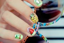 At Your Fingertips / Nail Art / by Myntra.com