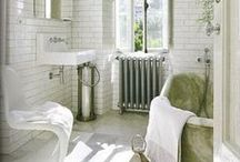 bathrooms / by Susan Lowery
