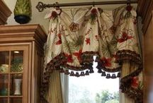 Window Treatments / by Denise Alsup