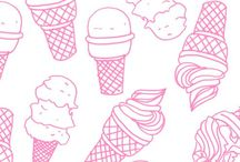 Design Inspiration: Patterns / excellent repeating & seamless patterns