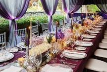 Spotlight on: Radiant Orchid / Celebrate your special day with Pantone's 2014 Color of the Year!