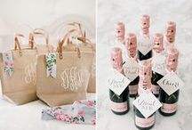 Bachelorette Party / There's no better way to celebrate your last day as a single girl than to go all out! Here we have collected party ideas, gifts, games, and party decorations that will make your party unforgettable!