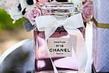 CHANEL Inspired Bridal Shower / Inspiration for a chic, elegant affair that will capture all the luxury and class that Chanel represents.