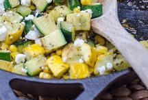 Summertime and the eatin' is easy / Delicious recipes for summer