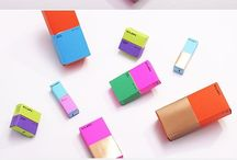 Design Inspiration: Packaging / Awesome packaging inspiration