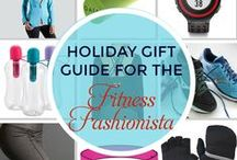 Holiday Gift Guides / Whether you're shopping for the holidays, a birthday, or just because, here are some great round up gift guides for fitness lovers! Gifts for runners, yogis, gym goers, or healthy cooks - I love guides like these because they take the guess work out of shopping.