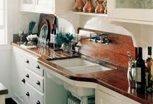 The Kitchen. / The heart of the home.  / by Bria Sommer