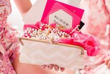 Love My Bridesmaids! Gifts and Fun Ideas / Your bridesmaids are a very important part of the wedding. Give them the love and attention they deserve :) We've collected gift ideas and other fun activities you can do with your girls.