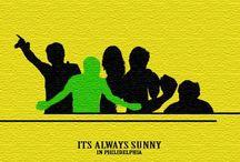 Comedy | It's always sunny in Philadelphia / F.uuuuu.ny. / by leelee *