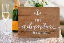 """Travel Themed Party Inspiration / Your Go-to Place for your """"Journey"""" or Travel Themed Party! This theme is PERFECT for baby showers, kid parties, bridal showers, weddings, anniversaries, and graduation parties! Let's get creative together."""