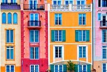 Cores Urbanas / A diversidade de cores e estilos que nos fascina e inspira. / by Suvinil Tintas