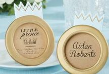 Royal Prince Baby Shower / Welcome the Little Prince with royal baby shower that your friends and family will love!