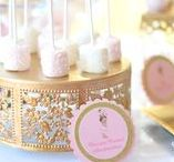 Little Princess Baby Shower / She is going to be a little princess and we have decorating ideas, favors and games to make the shower perfect for Royalty.