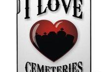 Cementerios.