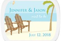 Coastal/Beach Inspired Bridal Shower / Summer is around the corner and so is your bridal shower. If you love everything beach we have the inspiration you need here to make your bridal shower unforgettable!