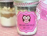 Owl Themed Baby Shower / This theme is so cute, gender neutral, and so colorful and easy to pull off!! Get inspired with our board for your next shower!