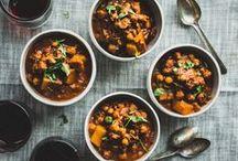 Fall + Winter Produce Recipes