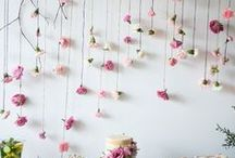 """Floral Garden Bridal Shower / Love is in """"bloom"""" with this theme!"""