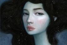 an artist's beautiful imagination / by akeena